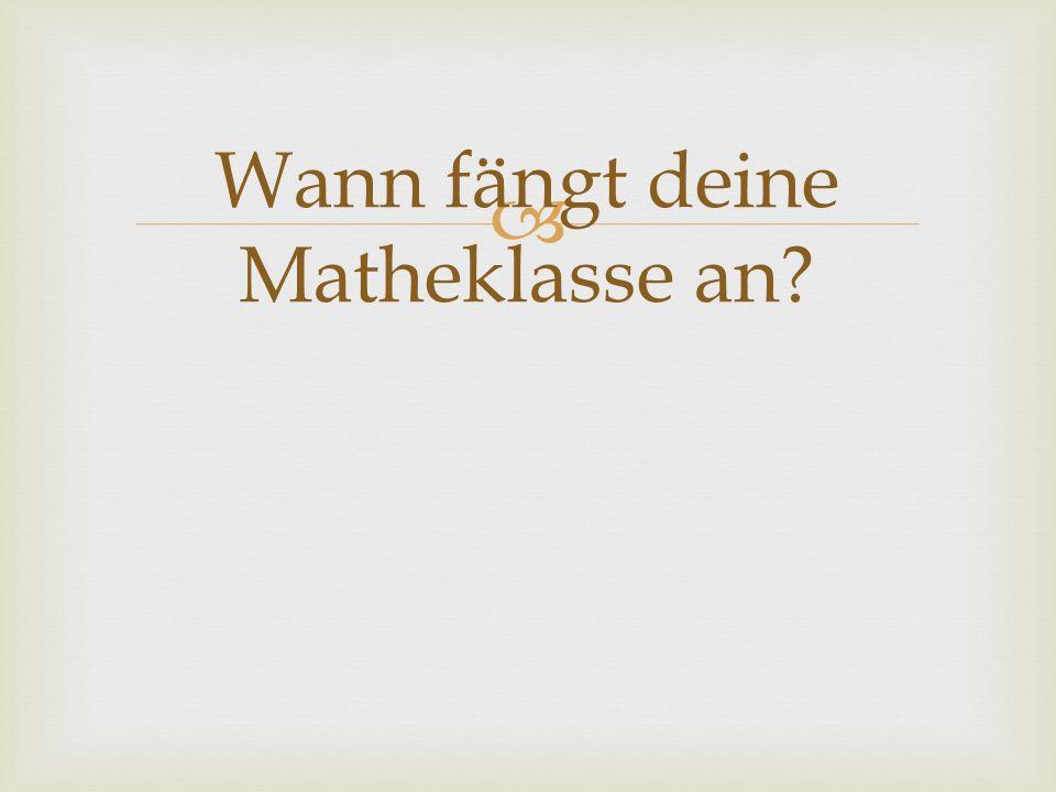 to watch TV fernsehen =