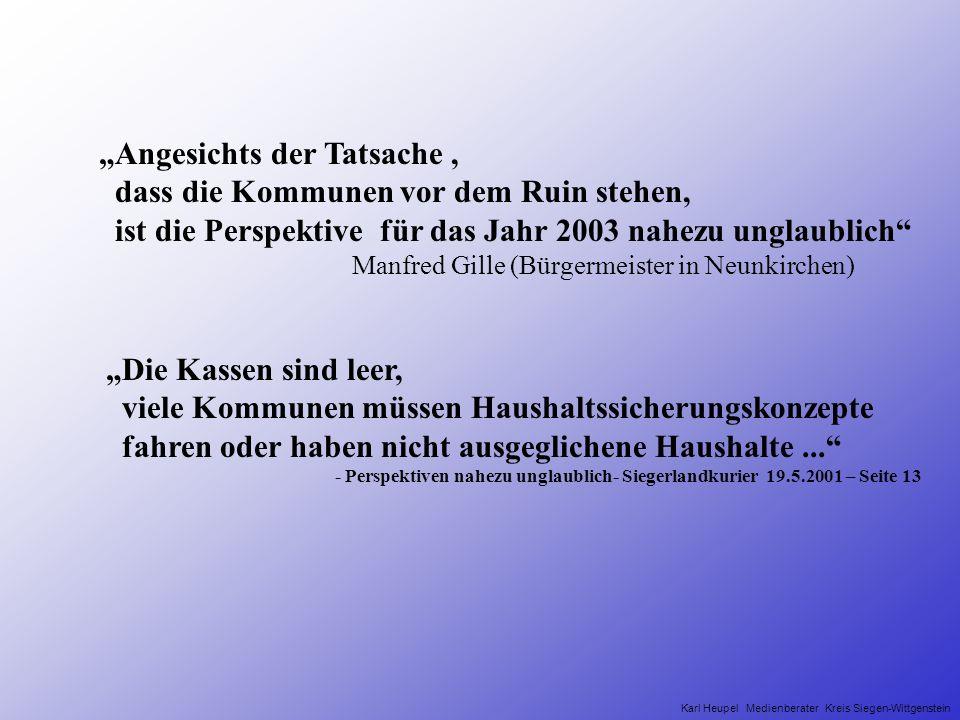 MedienZentrum Kreis Siegen-Wittgenstein e-team Karl Heupel Medienberater Kreis Siegen-Wittgenstein