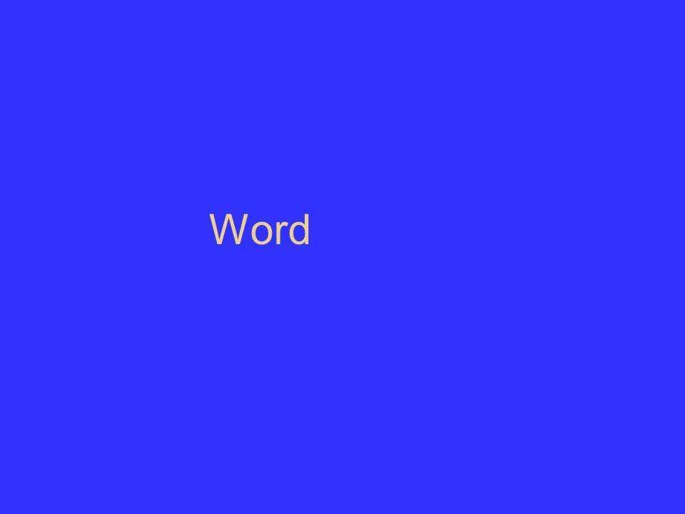 Wörter fett, kursiv oder unterstrichen anzeigen.... Unterstreichen: Markiere ein Wort. Klicke auf