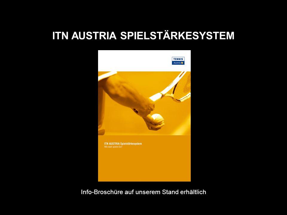 ITN AUSTRIA SPIELSTÄRKESYSTEM Info-Broschüre auf unserem Stand erhältlich