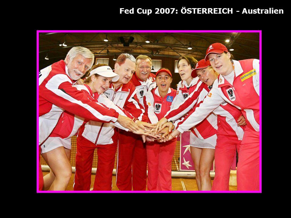 Fed Cup 2007: ÖSTERREICH - Australien