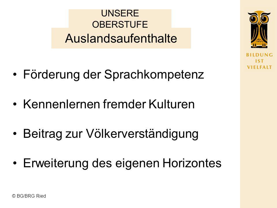 © BG/BRG Ried BORG, Dr.-Thomas-Senn-Straße 5, 4910 Ried im Innkreis Tel./Fax 07752 82274/9 e-mail: borgried.sek@eduhi.at http://schulen.eduhi.at/borgriedborgried.sek@eduhi.athttp://schulen.eduhi.at/borgried Tag der offenen Tür: Freitag, 15.