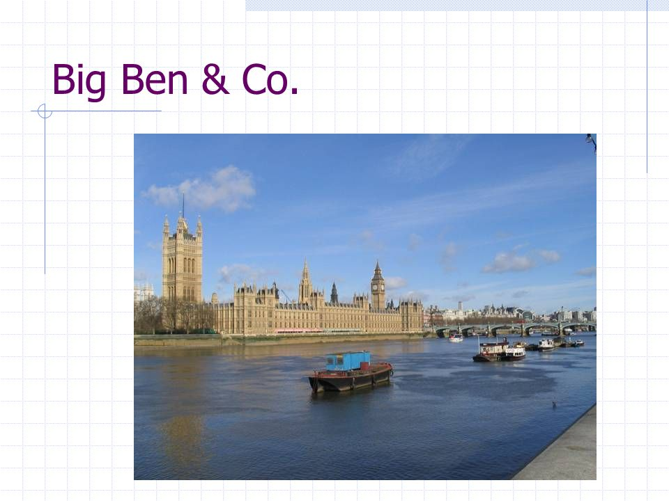 Big Ben & Co.