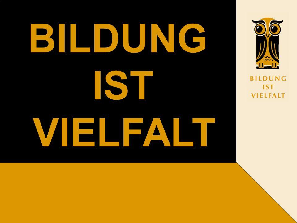 © BG/BRG Ried Willkommen BILDUNG IST VIELFALT