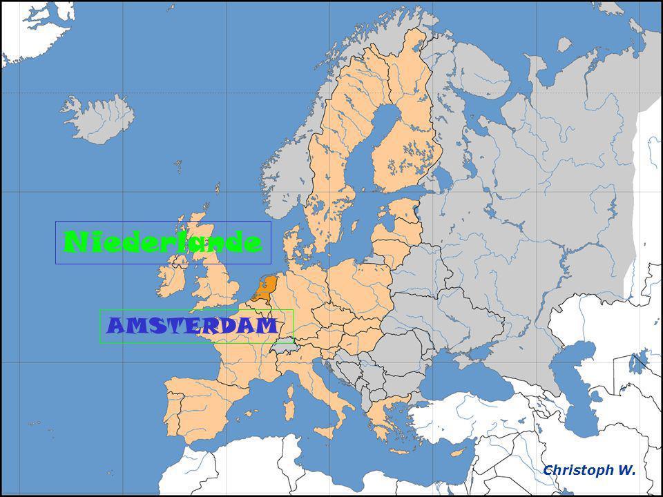 Niederlande AMSTERDAM Christoph W.
