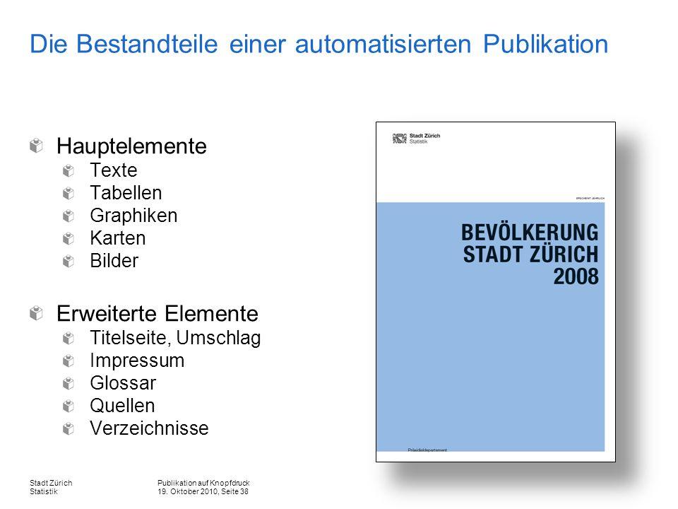 Publikation auf Knopfdruck 19.
