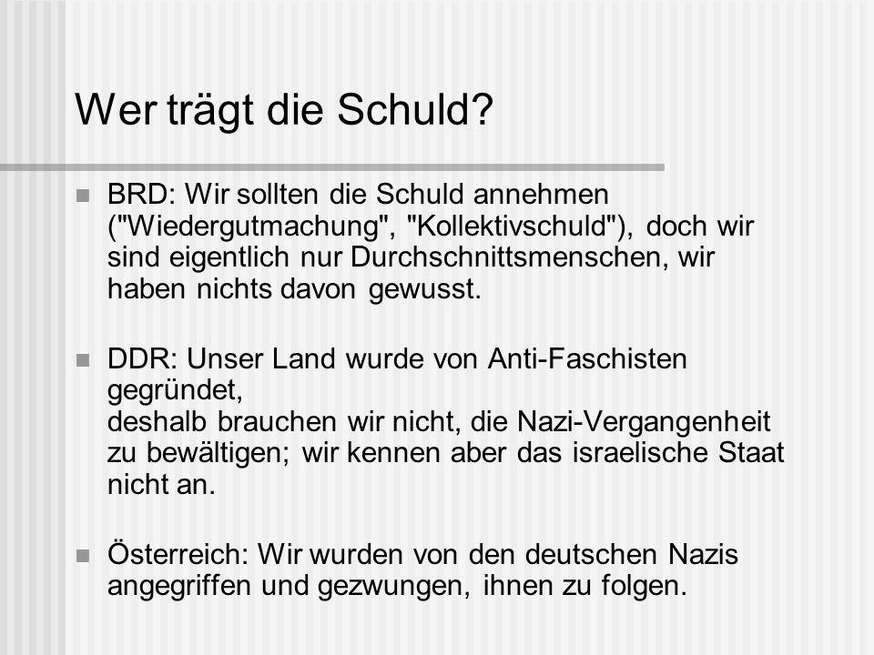 Jüdisches Leben in Deutschland und Österreich vor und nach dem Holocaust Vor 1933 ca.