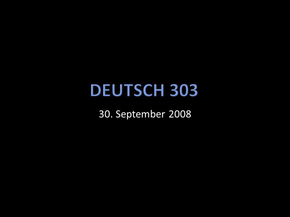 30. September 2008