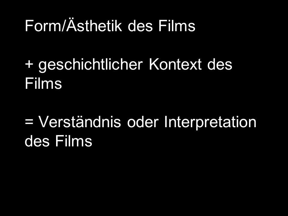 Der Horrorfilm fiktive Geschichte (Angst und Ekel) das Nicht-Rationale, das Unheimliche, das Übernatürliche, das Ungesehene POV-Kameraführung Symbole der Sterblichkeit (z.B.