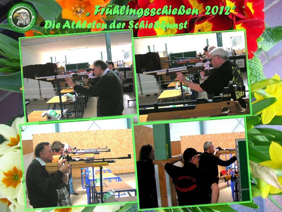 Frühlingsschießen 2012 Das Schießkino bietet vieles zum ausprobieren.