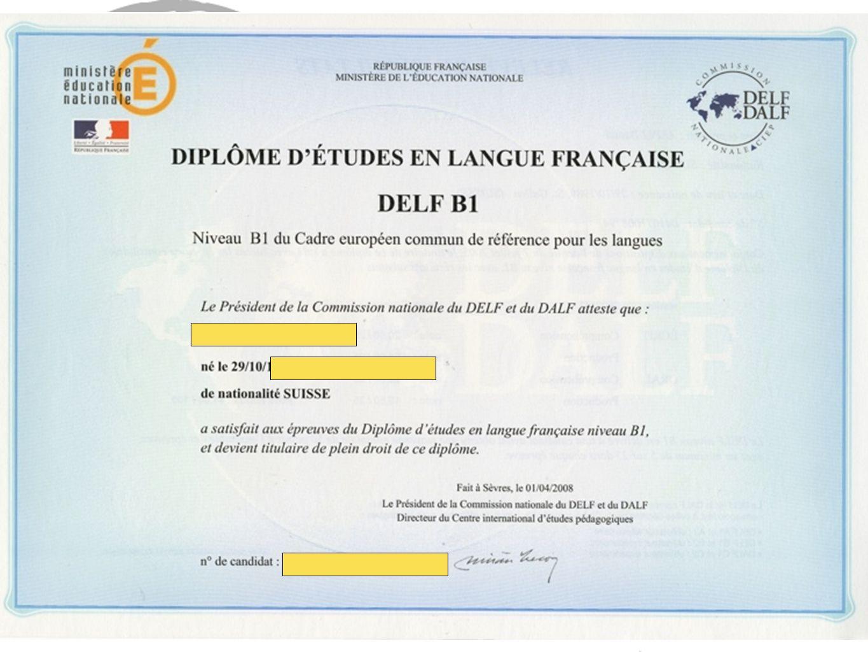 Modell 3+1: Schuleigene Prüfungen «dezentrale Prüfung» Internationale Diplome