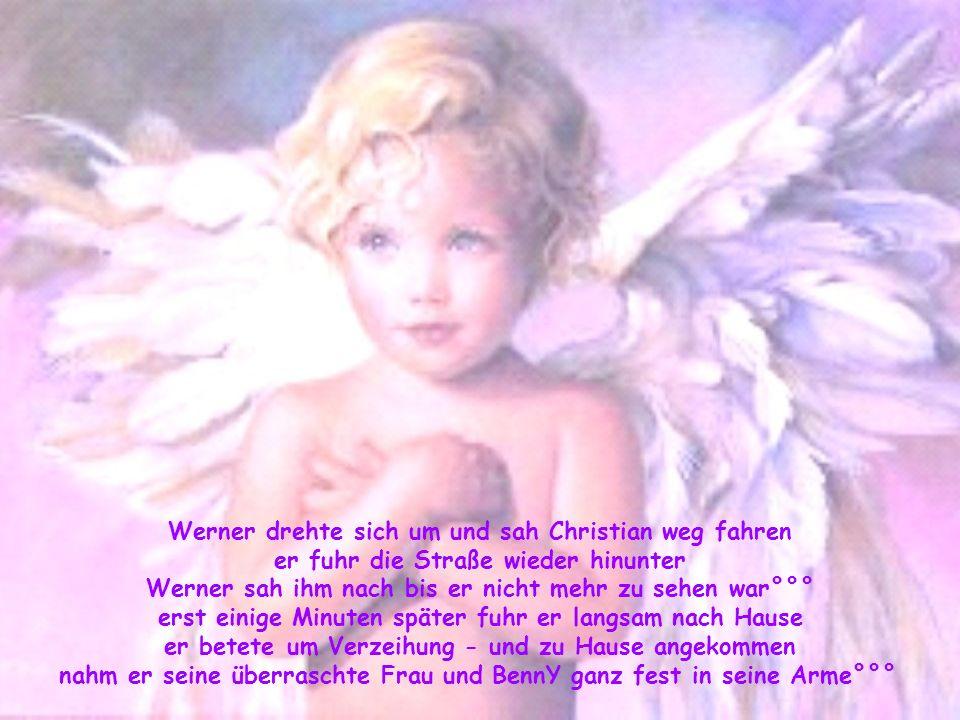 Lieber Werner - ich hatte einmal eine kleine Tochter als sie fünf Jahre alt war starb sie bei einem VerkehrsUNfall Richtig geraten – der Typ war zu sc