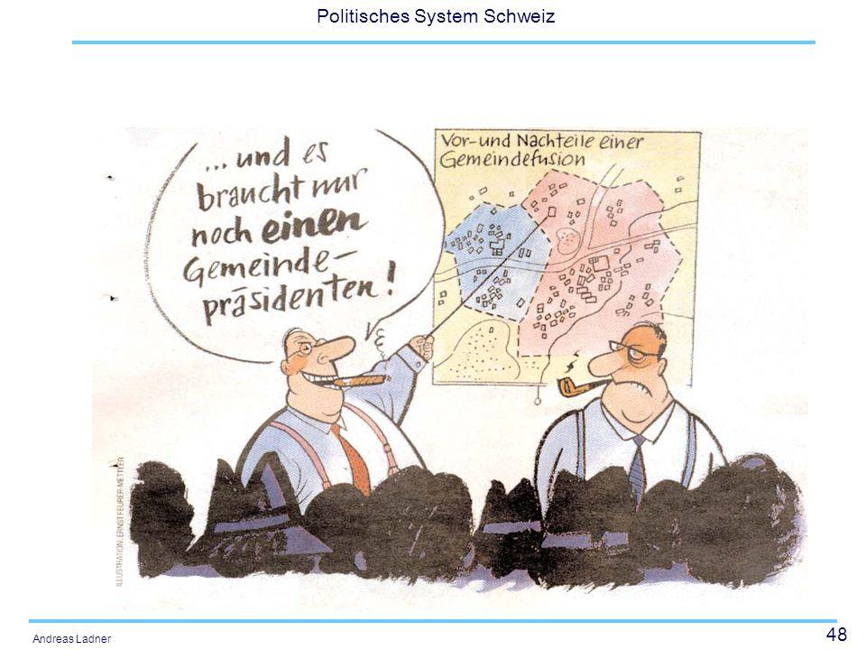 48 Politisches System Schweiz Andreas Ladner
