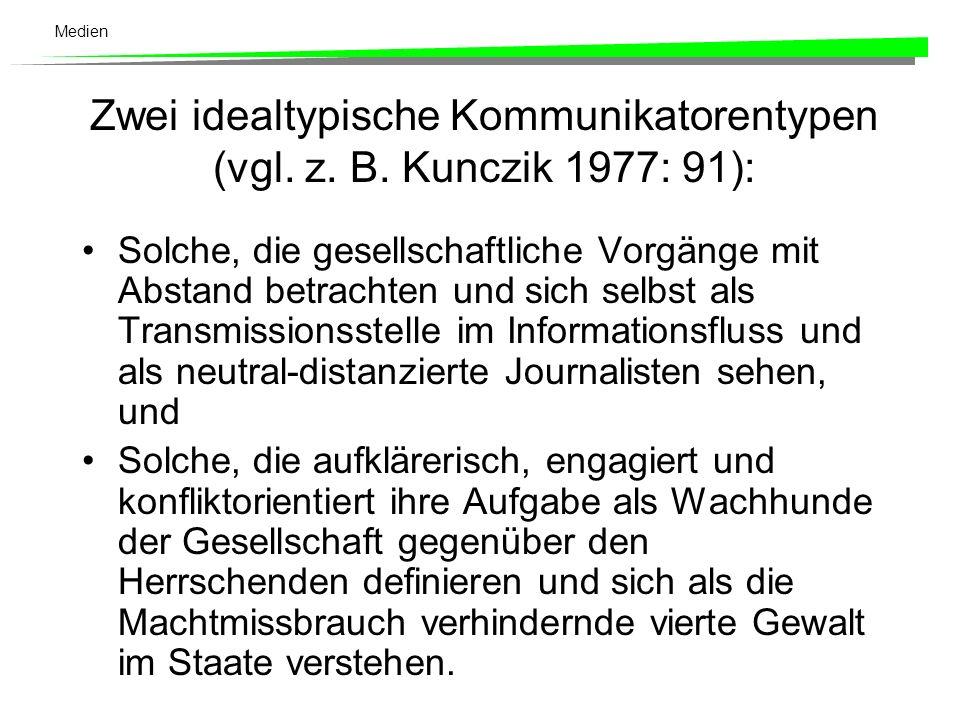 Medien Verlage und Konzerne: Redaktionsstatute versuchen die kommerziellen Interessen der Verlage zurückzubinden.