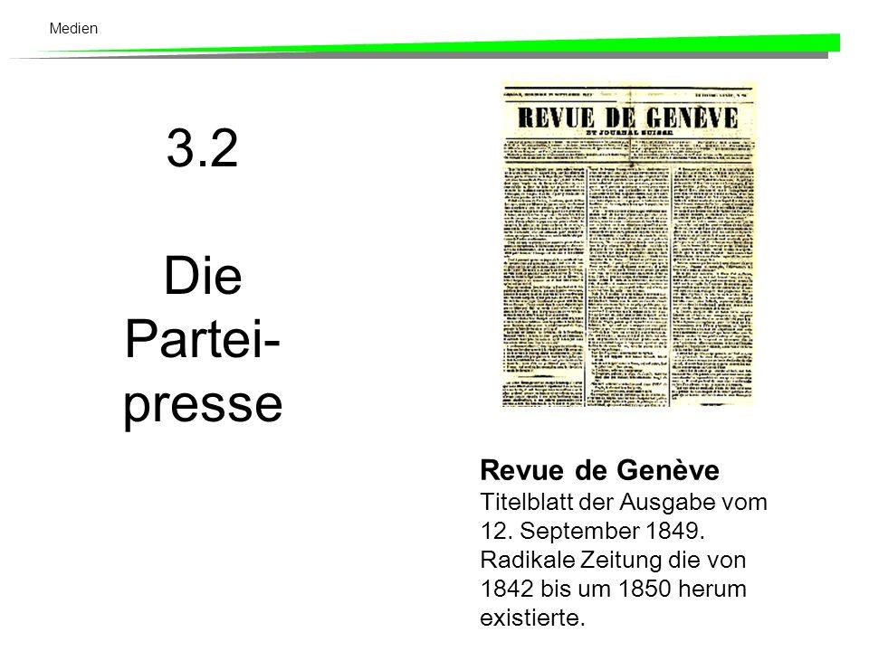 Medien Die Schweiz hat nach wie vor eine der grössten Dichte an Zeitungen.
