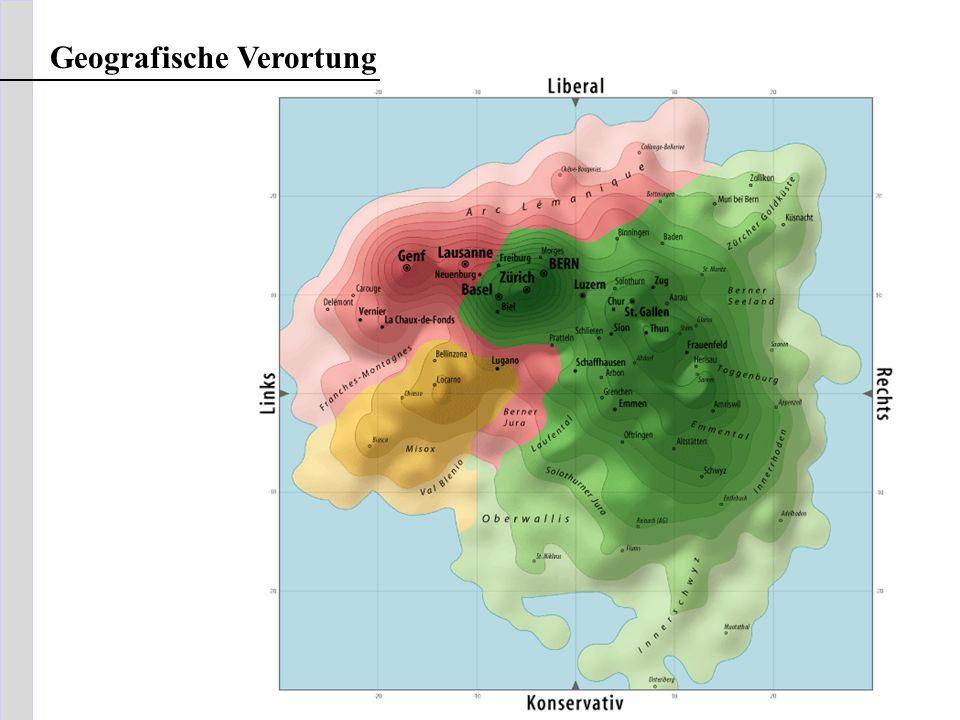 Geografische Verortung