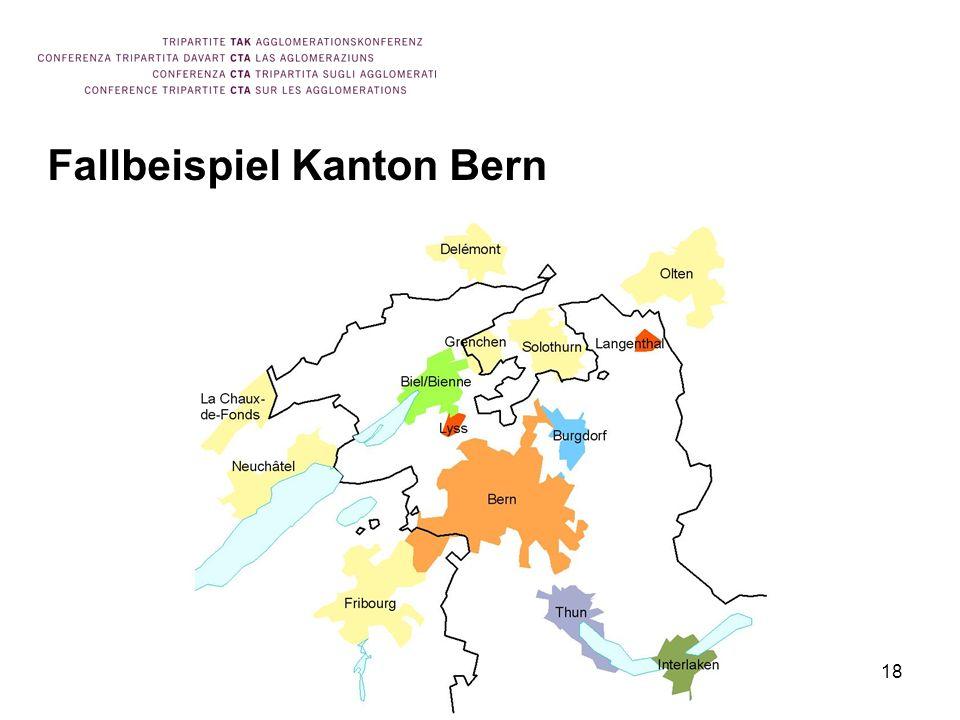 18 Fallbeispiel Kanton Bern