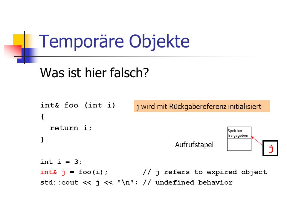 Geschachtelte Typen: Realisierung class rational { public: // nested type for numerator and denominator // typedef int rat_int; typedef ifm::integer rat_int;...
