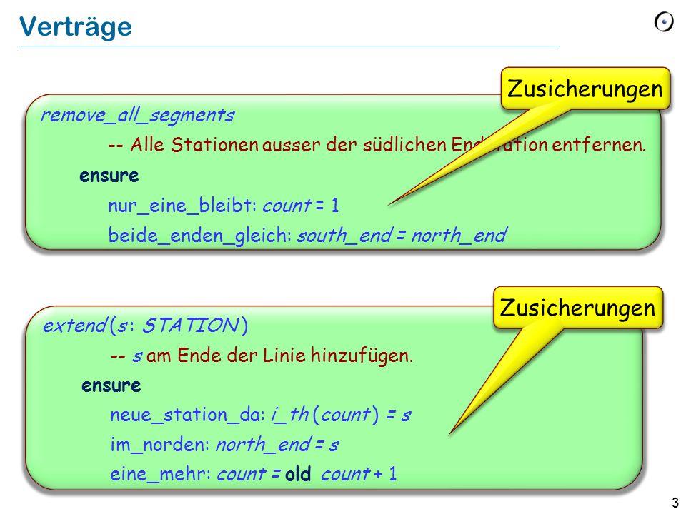 3 remove_all_segments -- Alle Stationen ausser der südlichen Endstation entfernen.