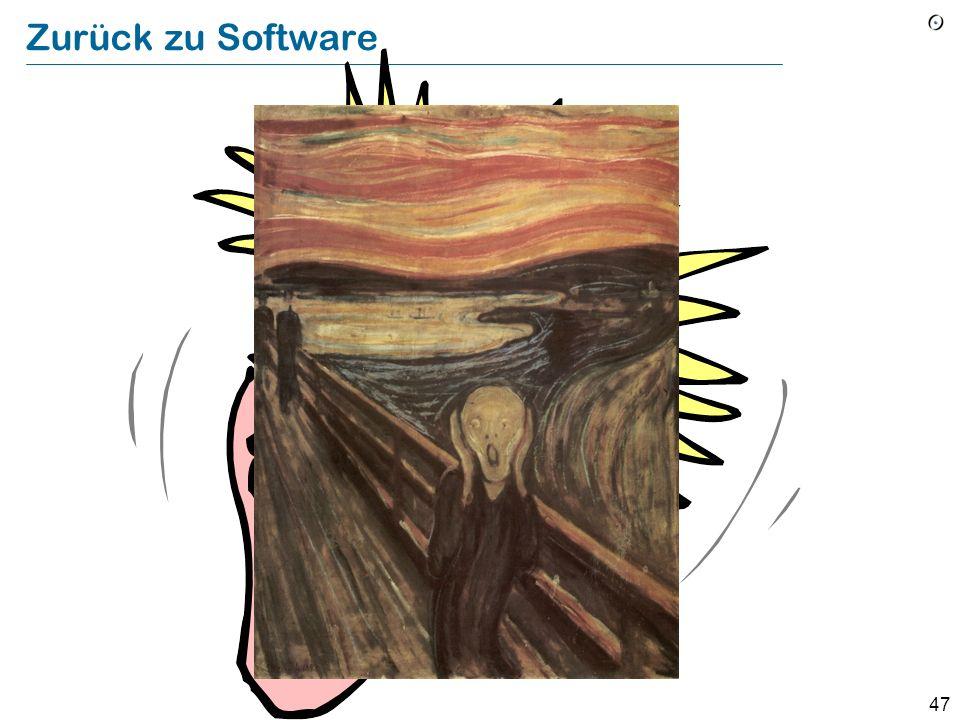 47 Zurück zu Software