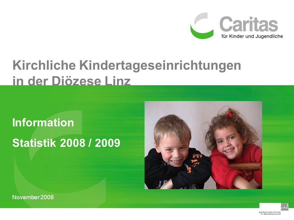 Kirchliche Kindertageseinrichtungen in der Diözese Linz… …sind öffentlich zugänglich für die Kinder aller Familien unabhängig ihrer Herkunft, Religion und Kultur.