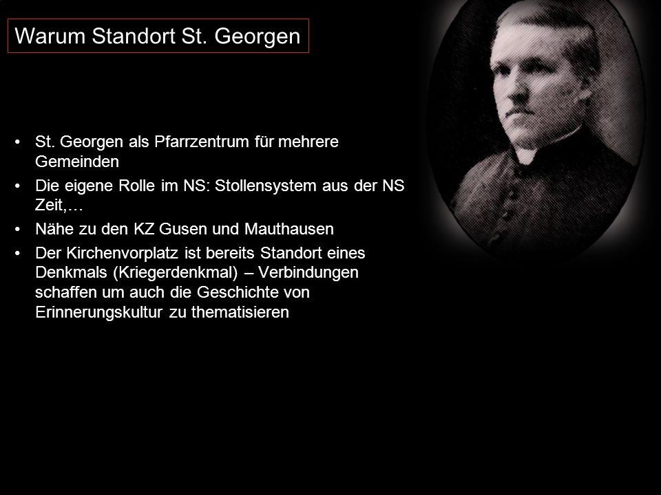 Warum Standort St.Georgen St.