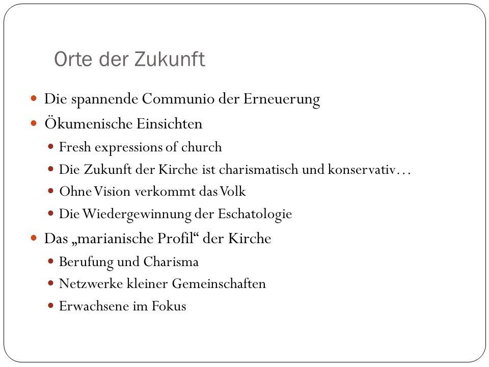 Prophetien Dietrich Bonhoeffers Vision Ein vergegenwärtigender Rückblick auf das Konzil existential turn der Ekklesiologie Der katholische Blumentopf: das gemeinsame Priestertum der Gläubigen und das Dienstamt.