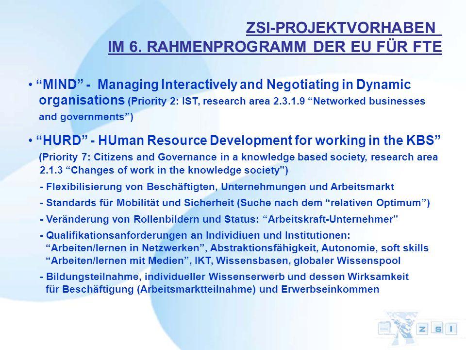 ZSI-PROJEKTE IN MITTEL-, OST- UND SÜDOSTEUROPA Beratung und Monitoring von BMAA-geförderten Projekten im Rahmen der österreichischen Ost-Zusammenarbei