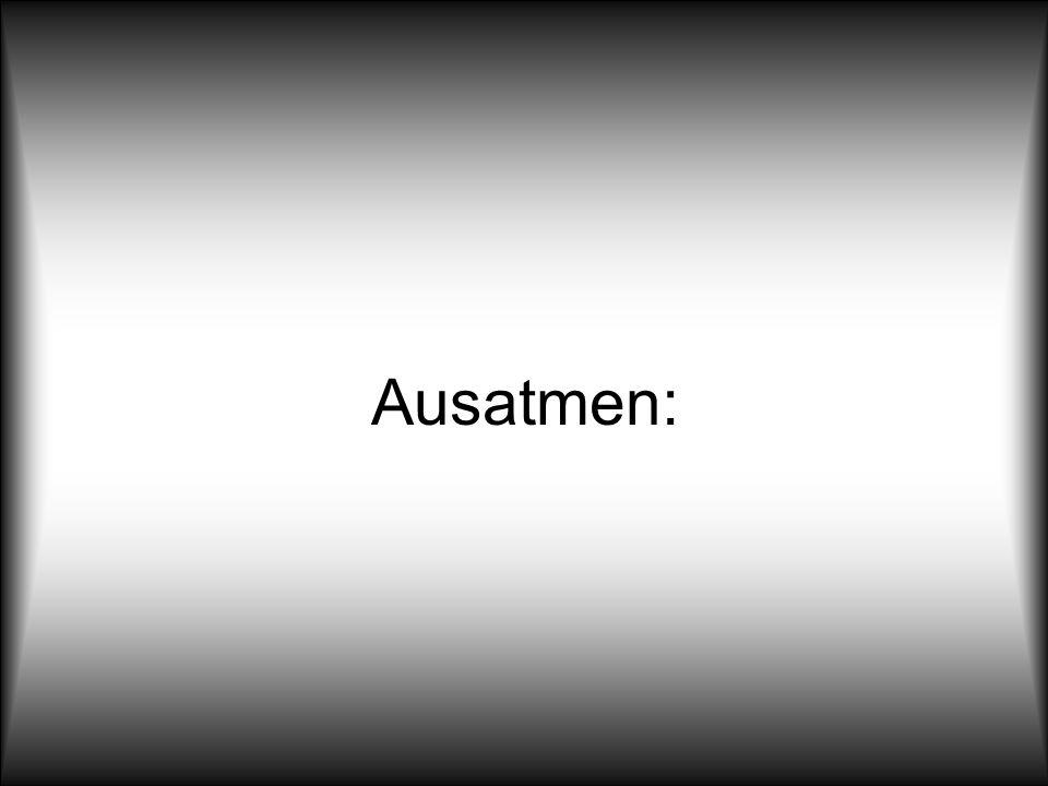 Ausatmen: