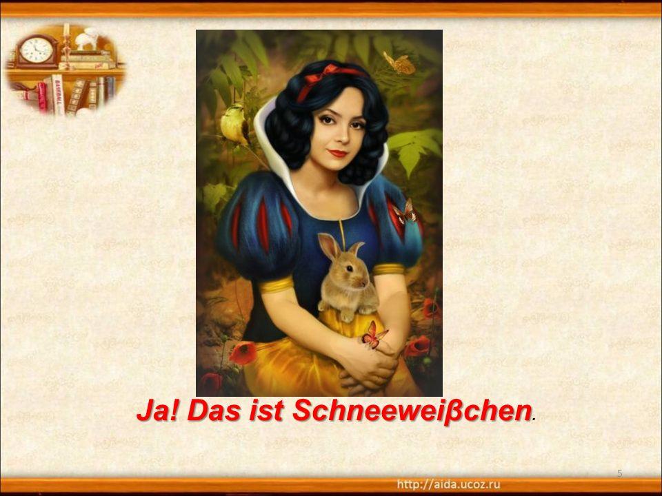 Wie hie ß en die Weltberühmte Bruder Grimm? 6