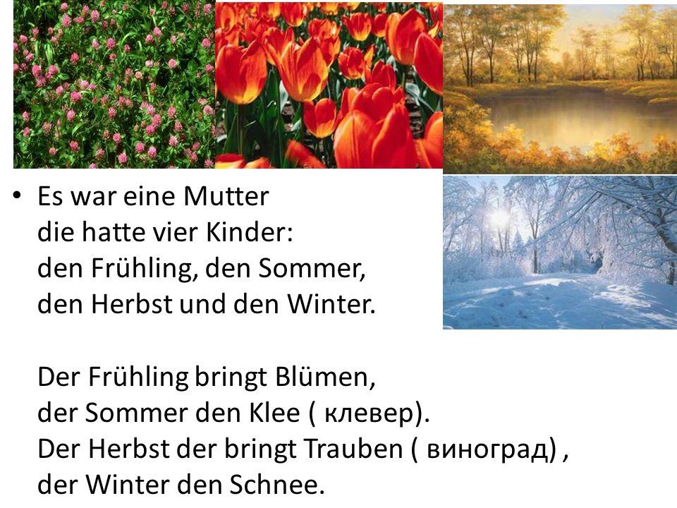 Wie heißen die Wintermonate? der Februar