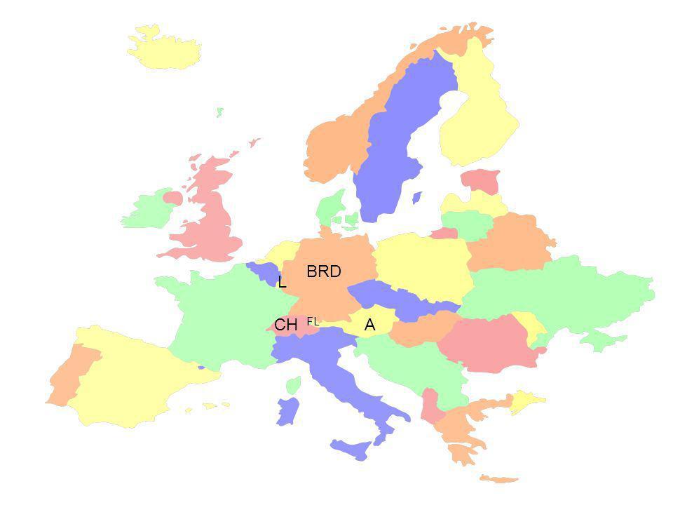 Využitie IKT vo vyučovaní nemeckého jazyka R.Serenčešová Deutschsprachige Lander