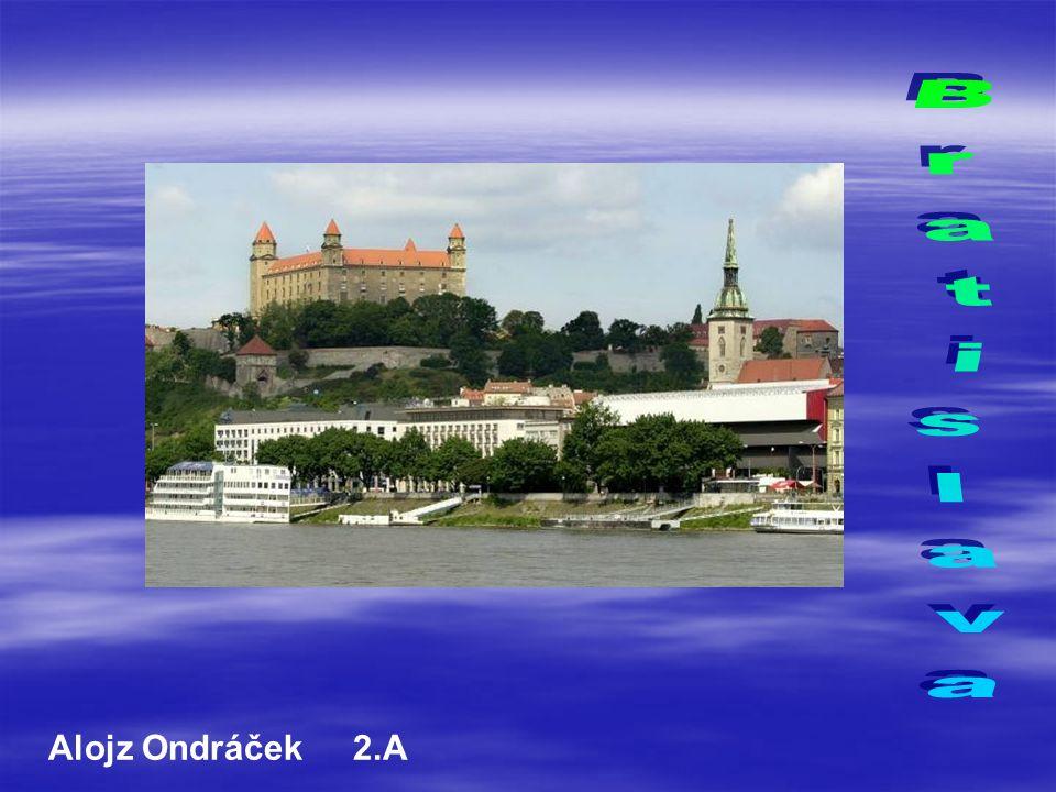 Alojz Ondráček 2.A