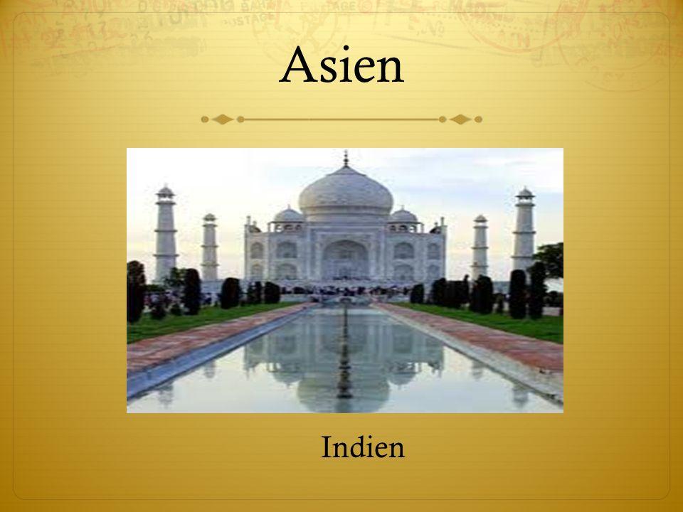 Asien Indien