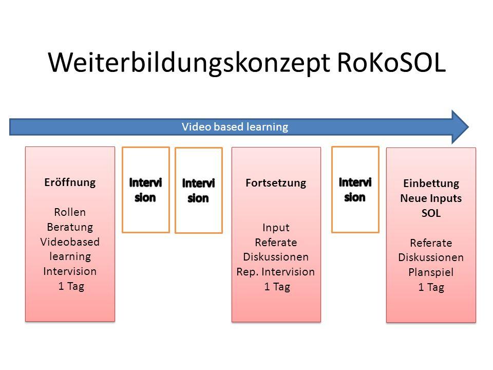 Ziele Eröffnungsmodul (1.Tag) alltägliche L-Rollen wahrnehmen, erkennen, spielen.