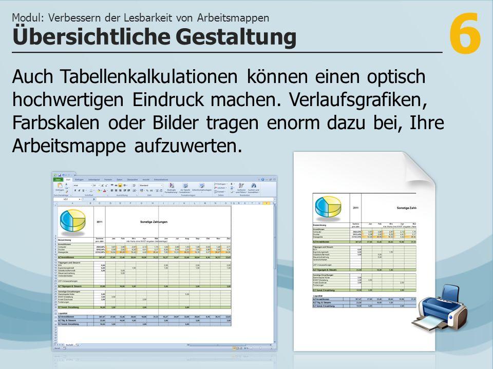 7 >>> Numerische Daten wie bspw.Telefonnummern lassen sich systematisch formatieren.