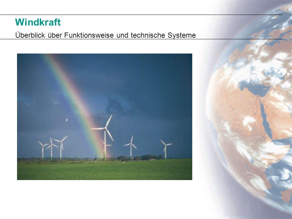 Geschichte der Windkraftnutzung Eine der wichtigsten Energiequellen im Mittelalter.
