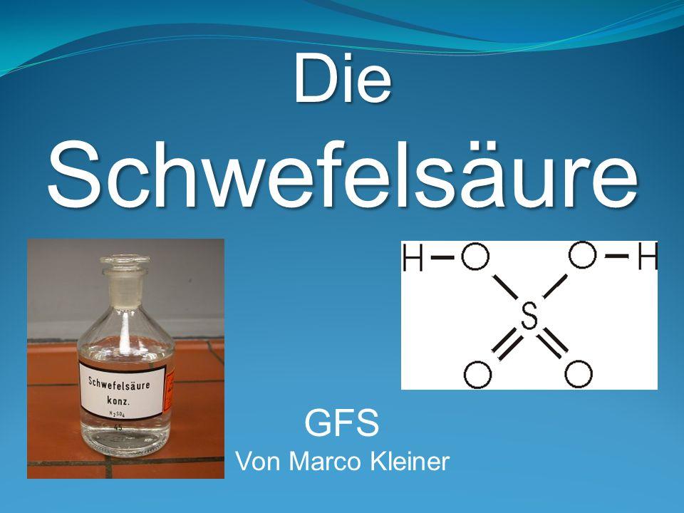 GFS Von Marco Kleiner DieSchwefelsäure