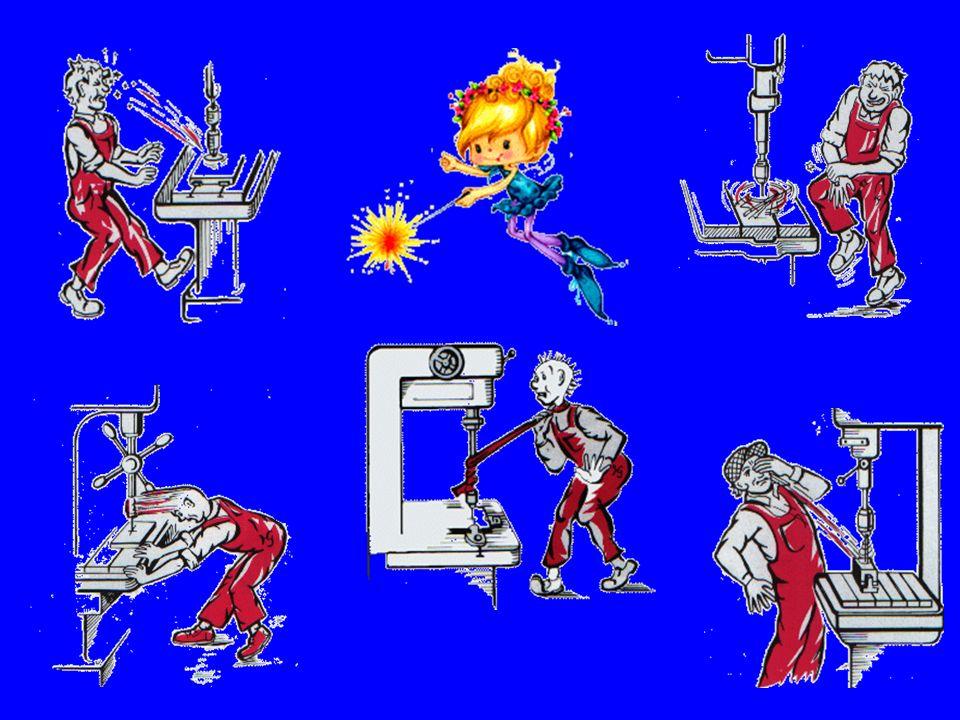 Eingabe Verarbeitung Ausgabe Maschinen sind dazu da, irgend etwas zu verändern, das irgend jemandem nutzt. Leider wandeln Maschinen die eingesetzte En