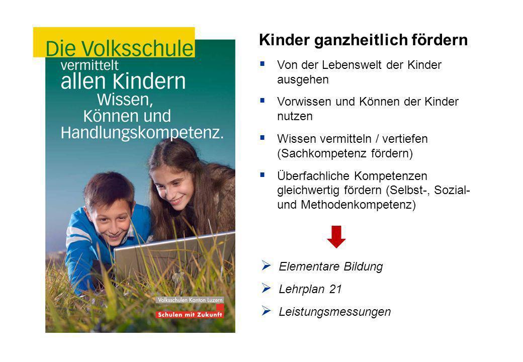 Kinder ganzheitlich fördern Von der Lebenswelt der Kinder ausgehen Vorwissen und Können der Kinder nutzen Wissen vermitteln / vertiefen (Sachkompetenz