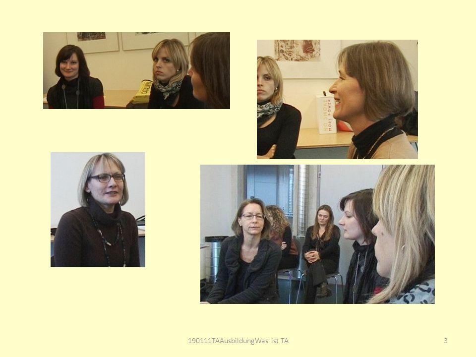 Gruppenstruktur ändert Anne: Hat dem im Unterricht viel Bedeutung beigemessen.