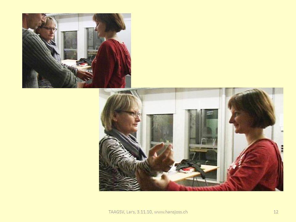 12TAAGSV, Lars, 3.11.10, www.hansjoss.ch