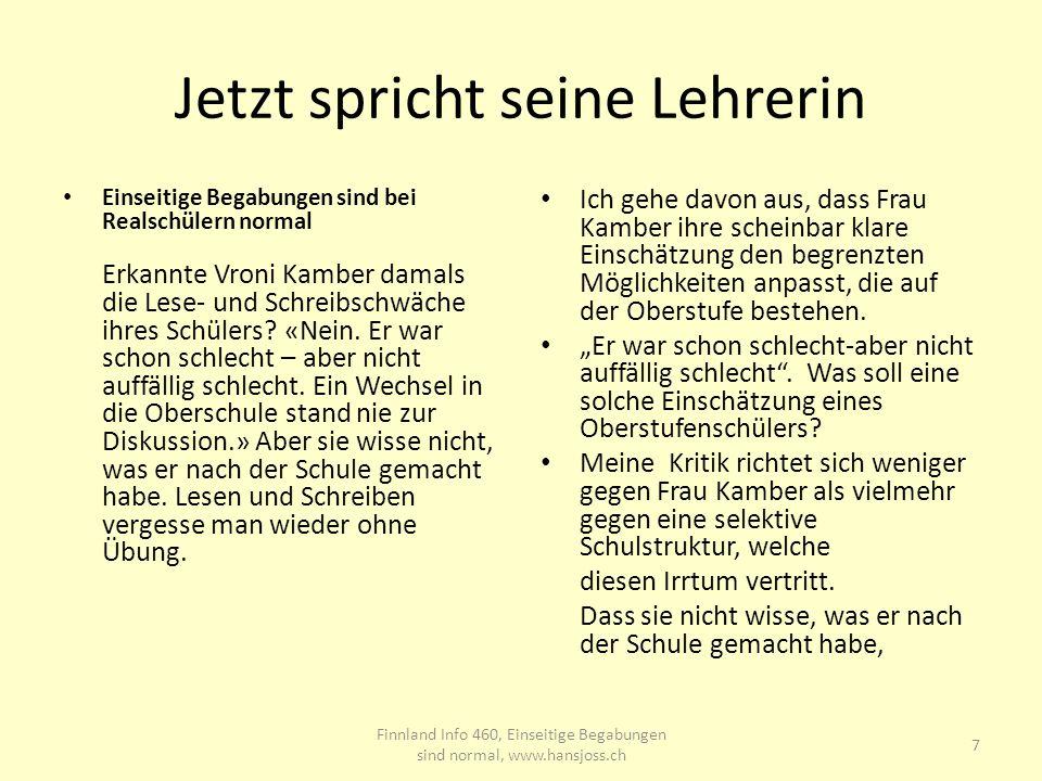 Fazit Diese sprachlichen Defizite nimmt dann die Schweizer Armee auf, nach abgeschlossener Berufslehre im Rahmen von Lesen und Schreiben in der Armee (LUSIA).