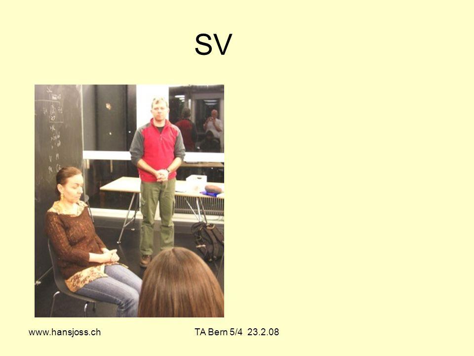 www.hansjoss.chTA Bern 5/4 23.2.08 SV