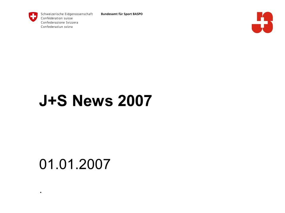 J+S News 2007 01.01.2007.