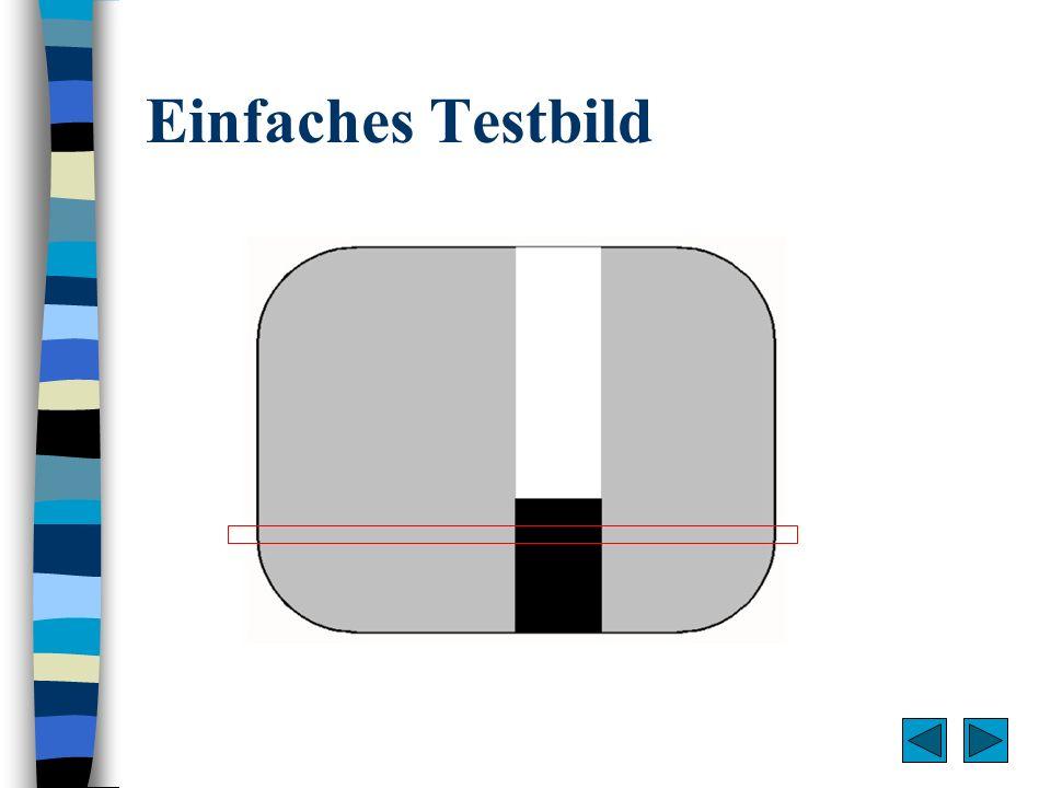 Einfaches Testbild