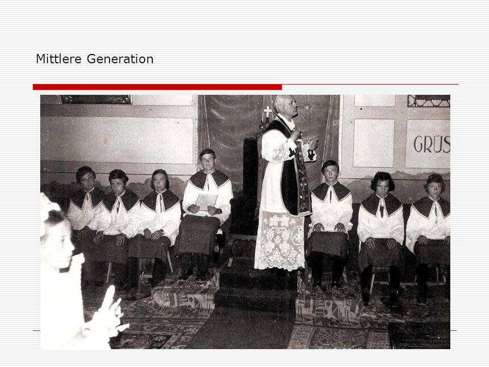 Mittlere Generation