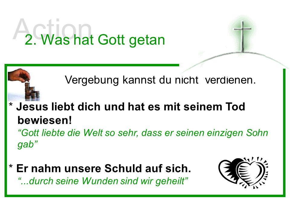 Tun 3.Was Gott tut Wenn jemand Christ wird, kommt der Heilige Geist und wohnt in ihm.