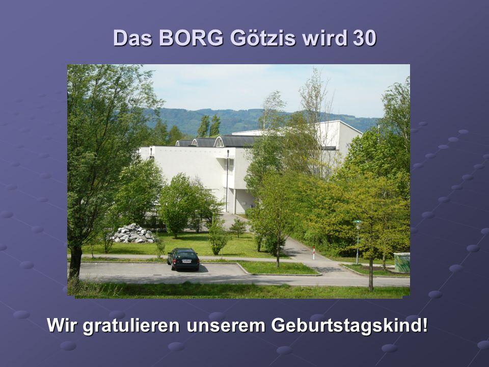 Vor der Geburt 1965-68Erste Bestrebungen zur Errichtung einer AHS - Langform Anträge der Gemeinden Hohenems und Götzis 1970/71Neuerlicher Anlauf - erste positive Reaktionen (Landesregierung, BMUK) 1976/773.