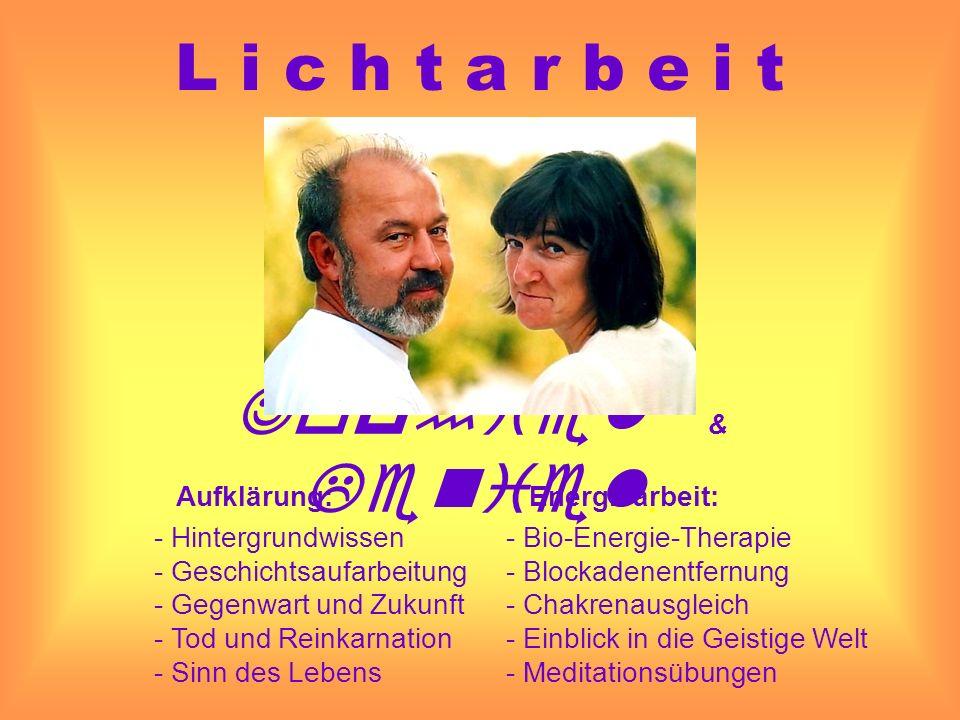 Jophiel & Leniel. Aufklärung: Energiearbeit: - Hintergrundwissen - Geschichtsaufarbeitung - Gegenwart und Zukunft - Tod und Reinkarnation - Sinn des L